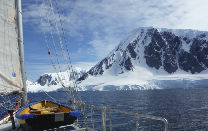 New supplement for RCCPF Cape Horn and Antarctic waters