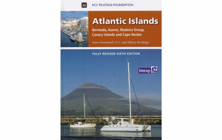 RCC Pilotage Foundation Atlantic Islands