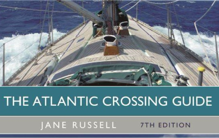 RCC Pilotage Foundation Atlantic Crossing Guide at London Boat Show