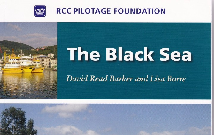 New Supplement for RCC Pilotage Foundation The Black Sea