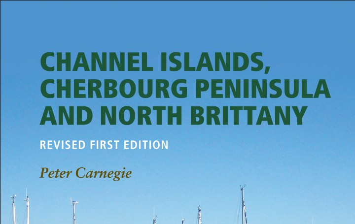 RCC Pilotage Foundation Channel Islands, Cherbourg Peninsula and North Brittany