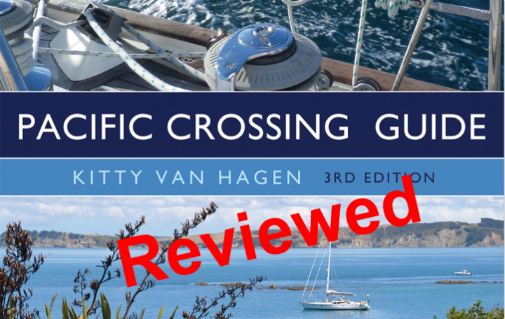 Pacific Crossing Guide reviews from two continents