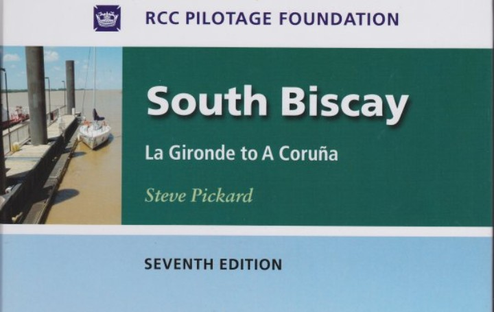 Royal Cruising Club Pilotage Foundation South Biscay
