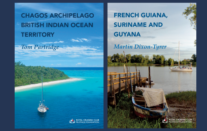 Royal Cruising Club Pilotage Foundation free publications