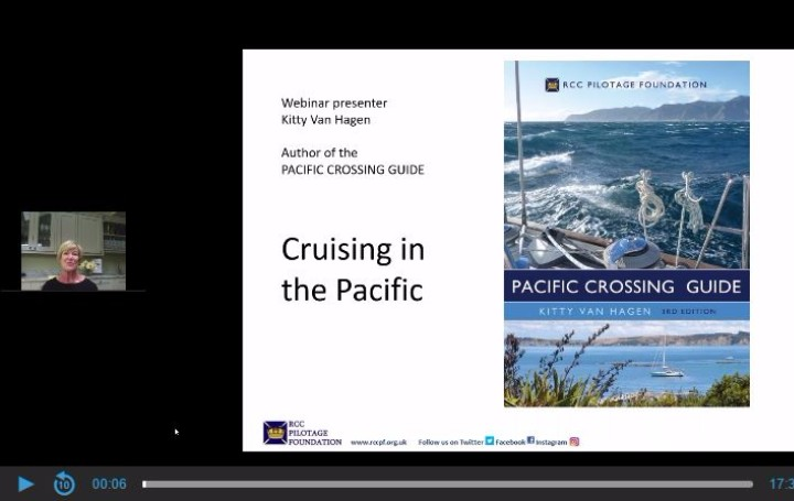 Pacific Crossing Webinar